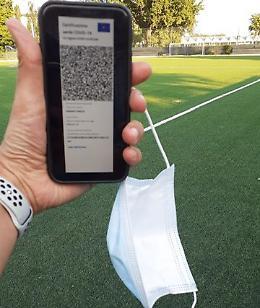 Green pass, giungla di regole per gli sportivi