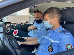 Autovelox in via Nazario Sauro, dieci violazioni