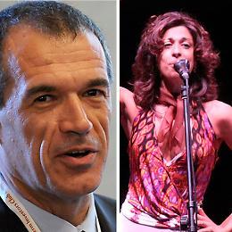 Elena Ravelli e Carlo Cottarelli