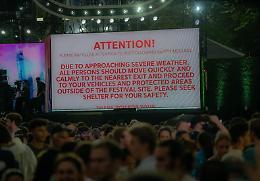 Arriva uragano Henri, evacuato maxi concerto a Central Park