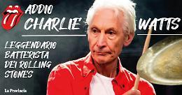 È morto Charlie Watts, leggendario batterista dei Rolling Stones