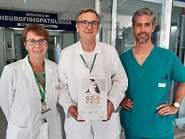 Ictus: Neurologia da podio, riconosciuto da Angels il Gold status
