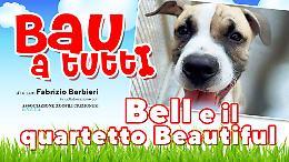 Al canile di Cremona Bell e il quartetto Beautiful