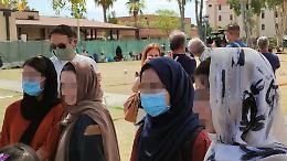 Undici profughi afghani accolti a Cascina Moreni