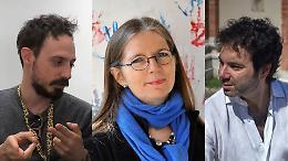 """Veladiano, Simoni e Pisano al """"Volta pagina festival"""""""