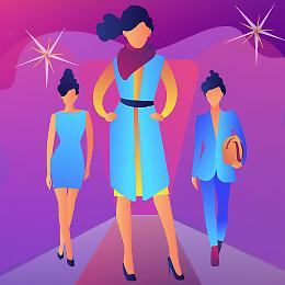 Walk in Fashion  Sfilata di moda