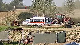 Incidente al campo da cross: grave 14enne