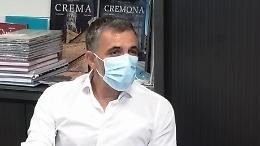 """Cremonese, Pecchia: """"Promozione? No comment, ma il gruppo c'è"""""""
