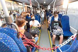 Trasporto pubblico:  regna il caos