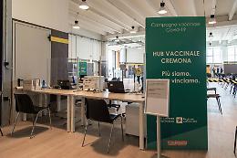 Vaccini, ultimato il trasloco: pronto il nuovo hub