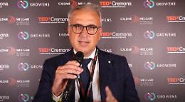 TEDxCremona, Bencivenga: «Riflettere è la parola chiave che mi porto a casa»
