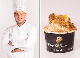 """Cannella e Limone, la """"sciccheria"""" al top del gelatiere Gabriele Franco"""