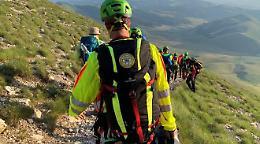 Paura per due escursionisti cremonesi sulle Dolomiti, salvati dal Soccorso alpino