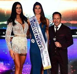 La cremasca Anna Sampò nella top ten di Miss principessa d'Europa