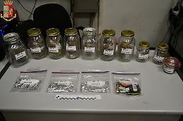 Piantagione di marijuana alle porte della città, arrestato 26enne