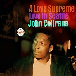 """John Coltrane: """"A Love Supreme - Live in Seattle"""" in uscita il 22 ottobre"""