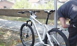 Ladro di biciclette per passione: negata la sorveglianza speciale