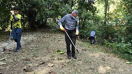 Raccolta rifiuti e preghiera ecumenica nell'iniziativa «La cura del Creato»