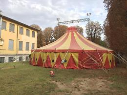 Teatro e laboratori: chapiteau al Bosco ex Parmigiano