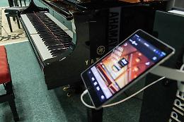 A Cremona Musica «Suonare senza mani» si può