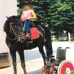 Sraffa, terapia del cavallo per gli studenti in difficoltà