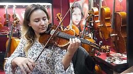 Al via Cremona Musica: strumenti, appuntamenti, concerti, masterclass