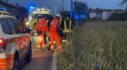 Incidente a Vicobellignano, due feriti: intervento dell'elisoccorso