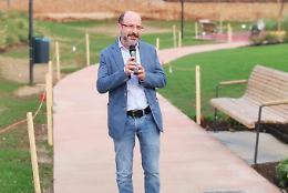 A San Giovanni in Croce un nuovo parco: benessere e divertimento