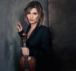 Lisa Batiashvili, annullato il concerto all'Auditorium Arvedi