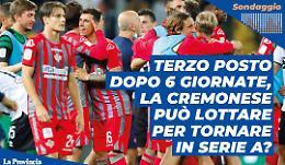 Terzo posto dopo 6 gare: la Cremonese può ambire al ritorno in serie A?