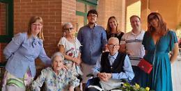 Anna Maria e Ermanno, sposati da 61 anni: «La nostra è stata una vita molto bella»