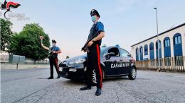 Pesta la madre disabile e il padre: arrestato dai carabinieri