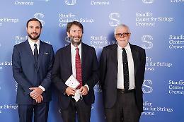 """Stauffer Center, Franceschini: """"Centro vitale per Cremona e per il Paese"""""""