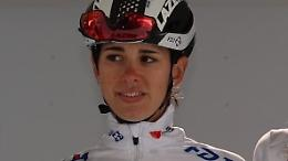 Marta Cavalli nona alla Parigi-Roubaix