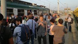 """Pendolari cremaschi esasperati: """"Il settembre più nero di sempre"""""""