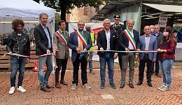 """Monticelli d'Ongina, inaugurata la Fiera dell'aglio all'insegna della """"ripartenza"""""""