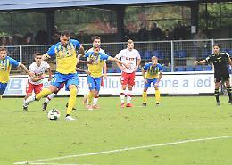 Pergolettese all'inferno e ritorno, col Piacenza finisce 2-2