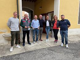 San Giovanni in Croce, Pierguido Asinari confermato sindaco