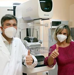 Casalmaggiore, ecco il mammografo all'avanguardia