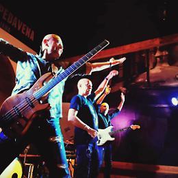 Diskorario Live Band in concerto