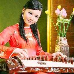 Minh-Trang Nguyen Musica vietnamita