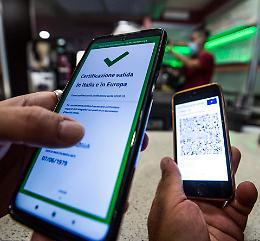 Green pass obbligatorio dal 15: imprese pronte