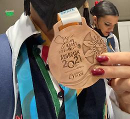 Pattinaggio, bronzo cremonese ai Mondiali