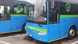 Bus ecologici: 8,2 milioni all'agenzia di Cremona-Mantova per 40 nuovi mezzi
