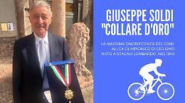 Giuseppe Soldi, leggenda vivente dello sport cremonese