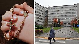 Rosario davanti all'ospedale, l'Asst nega l'autorizzazione