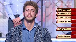 """Lorenzo Cavalli a """"I soliti ignoti"""" come coltivatore di melone rospo"""