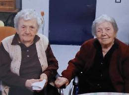Gemelle da record: 103 candeline per Elsa e Fernanda