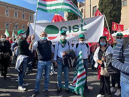 Assalto alla Cgil, la Cisl Asse del Po: «In piazza per difendere la democrazia»