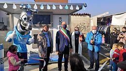 Bagnolo Cremasco, inaugurata Fonte Santa Lucia